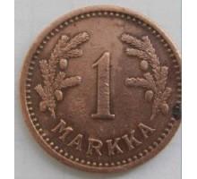 Финляндия 1 марка 1941