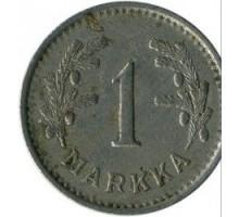 Финляндия 1 марка 1938