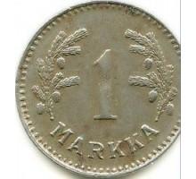 Финляндия 1 марка 1948