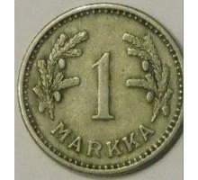 Финляндия 1 марка 1928