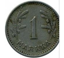 Финляндия 1 марка 1933