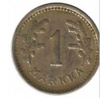 Финляндия 1 марка 1931