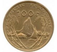 Французская Полинезия 100 франков 2006-2015