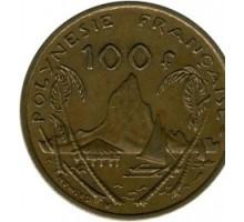 Французская Полинезия 50 франков 1975-2006