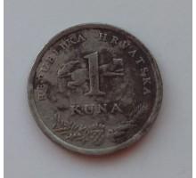 Хорватия 1 куна 1995 (1052)