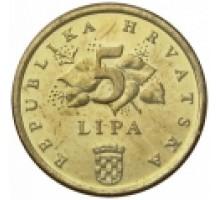 Хорватия 5 лип 1993-2017