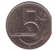Чехословакия 5 крон 1938