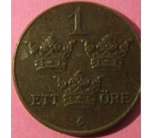 Швеция 1 эре 1934