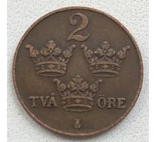 Швеция 2 эре 1913