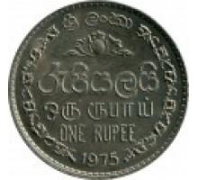 Шри-Ланка 1 рупия 1972-1978
