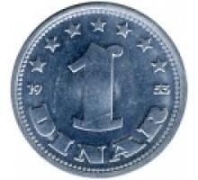 Югославия 1 динар 1953