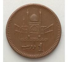 Пакистан 1 рупия 2002