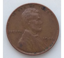 США 1 цент 1946