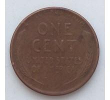 США 1 цент 1957 D