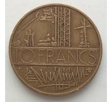 Франция 10 франков 1979