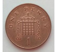 Великобритания 1 пенни 2003