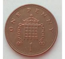 Великобритания 1 пенни 2006