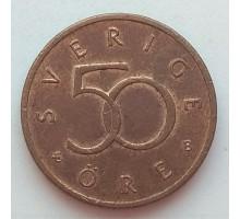 Швеция 50 эре 2000