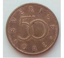 Швеция 50 эре 2002