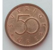 Швеция 50 эре 2007