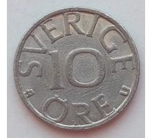 Швеция 10 эре 1982
