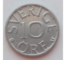 Швеция 10 эре 1984