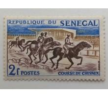 Сенегал 1961 (4959)