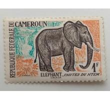 Камерун 1962 (4960)
