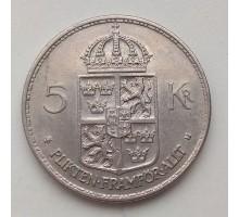 Швеция 5 крон 1972-1973
