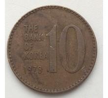 Южная Корея 10 вон 1978