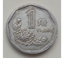 Китай 1 цзяо 1991
