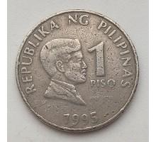 Филиппины 1 писо 1995
