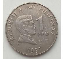 Филиппины 1 писо 1997