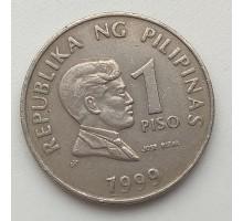 Филиппины 1 писо 1999