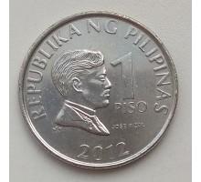 Филиппины 1 писо 2012