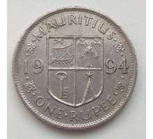 Маврикий 1 рупия 1994