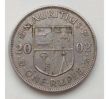 Маврикий 1 рупия 2002