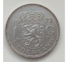 Нидерланды 1 гульден 1972