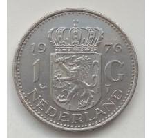 Нидерланды 1 гульден 1976