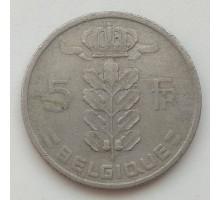 Бельгия 5 франков 1948 Belgique