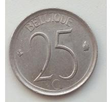 Бельгия 25 сантимов 1970 Belgique