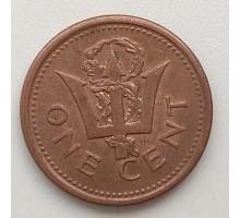 Барбадос 1 цент 2007