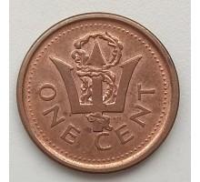 Барбадос 1 цент 2009