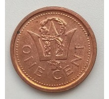 Барбадос 1 цент 2010
