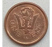 Барбадос 1 цент 2011