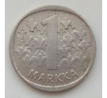 Финляндия 1 марка 1983