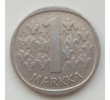 Финляндия 1 марка 1984