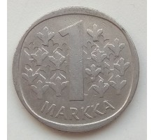Финляндия 1 марка 1973