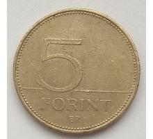 Венгрия 5 форинтов 2003