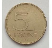 Венгрия 5 форинтов 2005